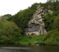 Chapel of St. Gildas Brittany, France