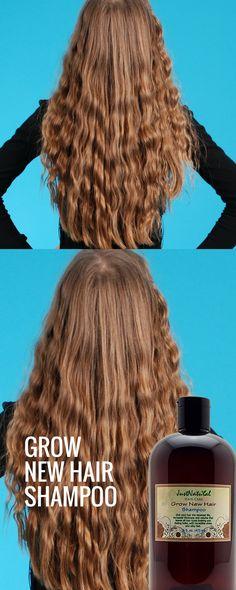Natural Grow New Hair Shampoo