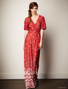 Shop Leona Edmiston designer print frock dresses online from the Official Leona Edmiston eBoutique. Frock Dress, Kimono Dress, Dress Red, Leona Edmiston Dresses, Her Style, Frocks, Fashion Photo, Beautiful Outfits, Dresses Online