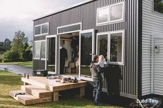 The Millennial Tiny House: a functional tiny home from New Zealand ...