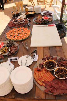 #Cocina en vivo... sorprende a los invitados de tu #boda con puestos de show cooking durante el #cocktail. Es uno de nuestros imprescindibles, pregúntanos!! En #CateringYa.