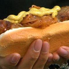 Bobby Flay's hot dog recipes