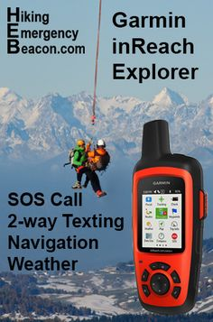 The Garmin inReach Explorer Plus Account is Easy to Setup but There are a Few Options I Can Help Walk You Through and Clear up a Few Things. Bushcraft Gear, Bushcraft Camping, Camping And Hiking, Camping Stuff, Backpacking, Emergency Preparedness Checklist, Disaster Preparedness, Emergency Food, Satellite Network