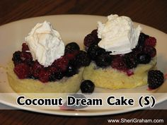 I absolutely LOVE coconut! I knew I needed to come up with a Trim Healthy Mama coconut cake/muffin that I could have for breakfast or dessert. And it had to be a simple recipe too. Guess what? After some experimenting I came up with a delicious, moist, coconut cake. I have eaten this for breakfast […]