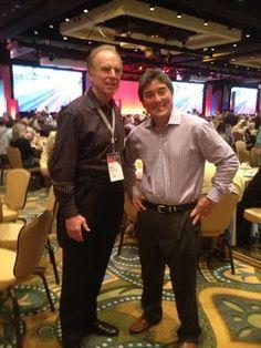 Guy Kawasaki and Roger Staubach