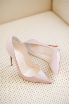 30 Pairs of Christian Louboutin Shoes You'll Love Almost as Much as Your Husband - Style Me Pretty Louboutin High Heels, Wedding Shoes Louboutin, Prom Shoes, Stiletto Heels, Dress Shoes, Cheap Christian Louboutin, Mode Shoes, Brian Atwood, Christian Louboutin Shoes