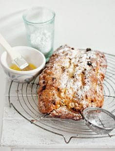 Quarkstollen and a number of other lovely holiday recipes from Ira Leoni's site