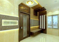 Modern Entrance Door, Main Entrance Door Design, Main Gate Design, Room Door Design, Door Design Interior, Wooden Door Design, Entrance Foyer, Foyer Design, House Entrance