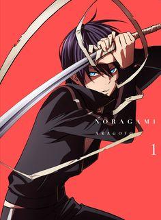 Amazon.co.jp | ノラガミ ARAGOTO 1 *初回生産限定版BD [Blu-ray]