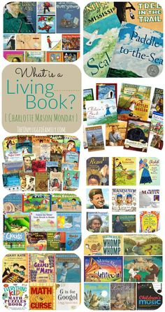 ✅The Unplugged Family: What is a Living Book? Encouragement for embracing a Living Books-based Home Education, Part 1 Homeschool Books, Homeschool Curriculum, Montessori Homeschool, Classical Education, Kids Education, Read Aloud Books, Science Books, Home Schooling, Childrens Books
