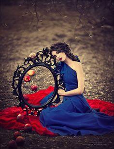 fairytale princess photography dark