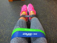 Xlife minibands gir deg glutes on FIRE!