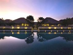 The 4.5-star Bali Khama Beach Resort and Spa offers panoramic views and access to a private beach. The resort is just a 20 minute drive from...