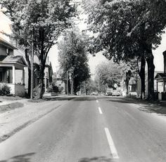 Aultsville,Ontario, Canada before 1958. http://freepages.history.rootsweb.ancestry.com/~cdobie/aultsville.htm  Many thanks to George Poirier who allowed scanning of pic.   This is a pic of Aultsville's main street looking East.
