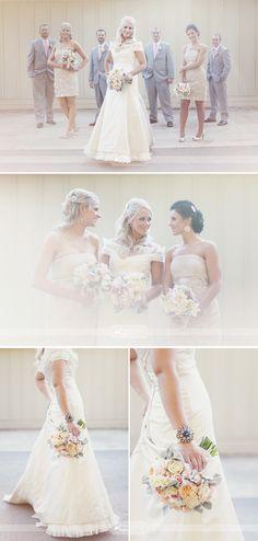 My friend Jenn's gorgeous wedding shots!