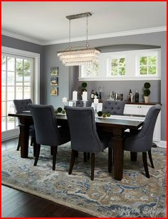 Merveilleux Beautiful And Elegant Dining Room Chandelier Lighting Ideas