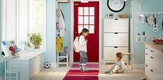 Decoración de recibidor, ideas y tendencias, soluciones de almacenaje y muebles compactos que darán a tu pasillo o recibidor funcionalidad y orden.