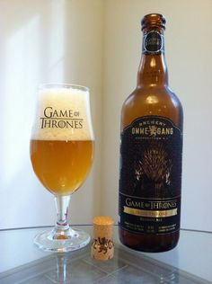 BrewChief.com Review of Iron Throne (Ommegang Brewery) : Beer geeks at their cores are simply that: geeks. We often share many geeky interests like gadgets and gaming. This beer geek's many non-beer interests include things like astrophysics and online gaming. Every once in a while our interests will collide to form what is commonly known as a ''nerdgasm''. I recently had one when I came across the Iron Throne Belgian Blonde Ale from Brewery Ommegang. This beer married two of my most…