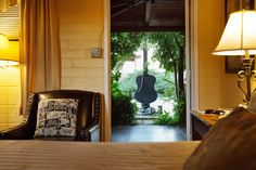 Room eight at the motel, where the singer-songwriter Gram Parsons died in 1973…