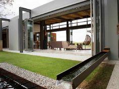 Le minimalisme en architecture contemporaine - 53 photos!