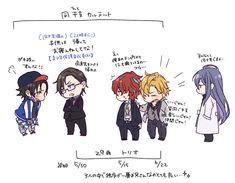 Embedded Star Comics, Rap Battle, Male Poses, Sleep Deprivation, Manga, Anime Guys, Division, Otaku, Chibi
