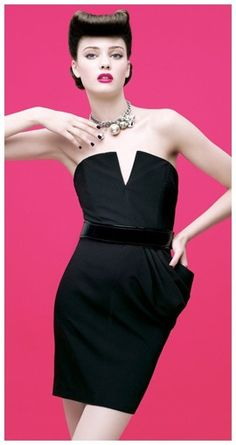 LBD | Keep the Glamour | BeStayBeautiful