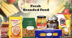 Fresh Branded Food available with best price online at Ezeelo.com for Kanpur  #funfoods #saffolaoats #sanvito #babycorn #hersheysspreads #kelloggscornflakes  #freehomedelivery #freedelivery #kanpur #ezeelo