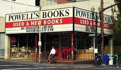 Travel With MWT The Wolf: Famous Library around the Planet   Powell's City o...