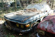 UPDATES ON CARS: An Unfortunate Collection of Abandoned Race Cars — 95 Customs