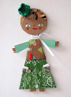 """paper friends"" : blancahelga.com"