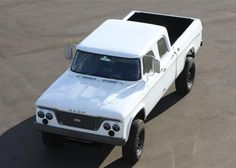 1965 Dodge Icon D200    I really envy Icon, they are doing what I have dreamed of doing, restoring the best vehicles from yesteryear to brand new status.