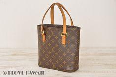 Louis Vuitton Monogram Vavin PM Tote Hand Bag M51172