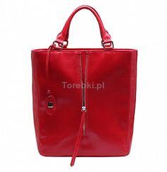 MAGYA Bayka Red  http://www.torebki.pl/magya-bayka-red.html