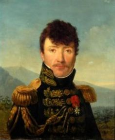 Général Jean Rapp, aide de camp of Napoleon, a post he held until 1814. Under this title, he was charged with many confidential missions by Napoleon in the Vendée, Switzerland and Belgium. After the Waterloo Campaign, he offered his resignation several times, but was reinstated. Later, Rapp became a deputy of the department of Haut-Rhin and was appointed as treasurer of Louis XVIII in 1819.