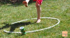 kick the can  -- new backyard version