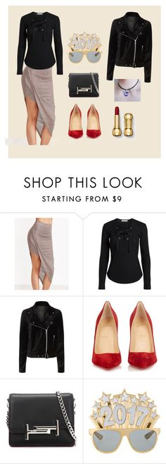 """""""Untitled #268"""" by saniaaasha ❤ liked on Polyvore featuring interior, interiors, interior design, home, home decor, interior decorating, Paige Denim, Christian Louboutin, Tod's and organize"""
