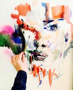 Watercolor Tattoo, Illustrations, Abstract, Tattoos, Artwork, Summary, Tatuajes, Work Of Art, Auguste Rodin Artwork