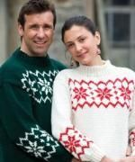 Knitting Patterns For Children s Christmas Jumpers : 1000+ images about How to Make a Christmas Jumper on Pinterest Christmas ju...