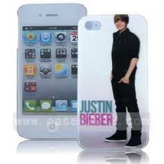 International star Series International star Series for iPhone 4\ 4S(Justin Bieber,Hard Case, 5) iPhone 4\ 4S Cases Hard Cases