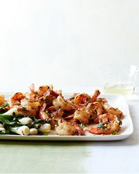 Grilled Shrimp with Miso Butter Recipe