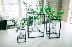Metal Framed Vase   The Magnolia Market