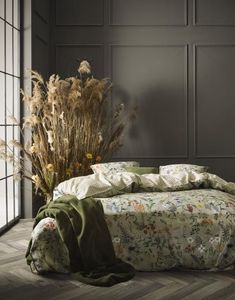Subtelna pościel w kwiaty Aletta marki Essenza Floral Bedroom, Bedroom Decor, Decorate Your Room, Duvet Cover Sets, Interior And Exterior, House Design, Furniture, Home Decor, Elegant