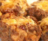 mini meat muffins