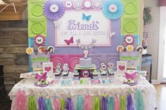 Incredible Lego Friends birthday party! See more party planning ideas at CatchMyParty.com!