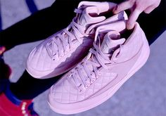 online store 6cbbd ca7d3 Don C s latest collaboration with Jordan Brand, the Just Don Air Jordan 2  Pink will release Spring Summer 2017 featuring luxurious quilted leather.