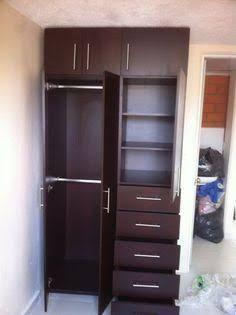 Resultado de imagen para muebles pequeños para guardar ropa