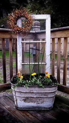29 Pretty Front Door Flower Pots