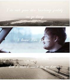 Castle on the Hill // Ed Sheeran