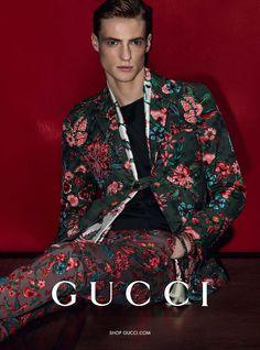 elucidateyourself:  Tommaso de Benedictis for Gucci SS14