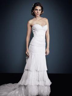 10 modelos de decote para o vestido de noiva - 1 (© Foto: Divulgação Trinitá)